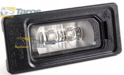 NUMMERPLAATVERLICHTING  LED VOOR AUDI A3 HATCHBACK 2013-